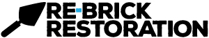 Re-Brick Restoration Logo